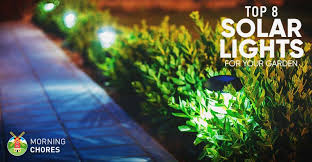Outdoor Solar Lights Small  All About Outdoor Solar Lights Solar Lighting For Gardens