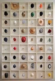 APQC Hat Wall