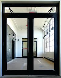 aluminum entry doors entrance glass