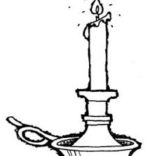 Small Picture Candlestick Coloring Page Candlestick Coloring Page In Coloring