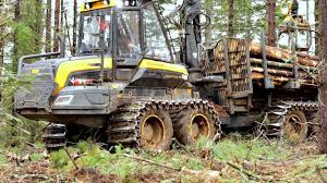 Worlds Most Amazing Logging Machines In Operation Youtube