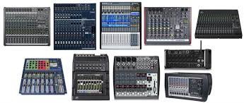 we review the best audio mixers whether for the studio or live performances