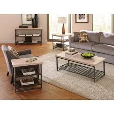 Coffee Table:Magnificent 3 Piece Coffee Table Set Contemporary Coffee Tables  Travertine Side Table Coffee