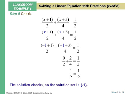 chapter 2 section 1 2 1 linear equations