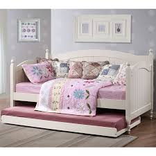 bloomsbury white daybed with optional