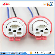 aliexpress com buy 9004 xenon lamp wiring harness for headlight 9004 xenon lamp wiring harness for headlight 9007 light bulb holder connector adapter