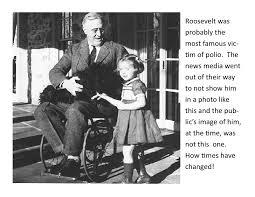 「roosevelt and his polio」の画像検索結果