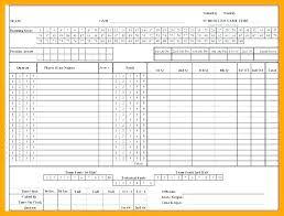 Basketball Score Sheet Template Source Box Excel 2003 Scoreboard