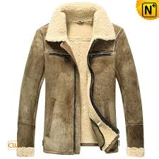shearling lined er jacket cw860205 cwmalls com