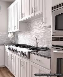 white and black kitchen backsplashes. Contemporary Kitchen Elegant White Marble Glass Kitchen Backsplash  With White And Black Kitchen Backsplashes K