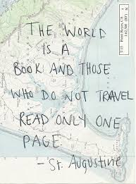 Travel The World Quotes Gorgeous Pin By Lyli On Poster Pinterest Saints Books And Wanderlust