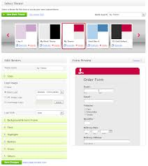 themes create learn how to create form themes and designs 123formbuilder
