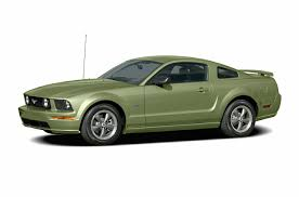 2006 Ford Mustang V6 Standard 2dr Coupe Specs and Prices