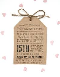 best 25 evening wedding invitations ideas on pinterest Buy Evening Wedding Invitations rustic wedding kraft and lace small evening guest invitation Luau Wedding Invitation Templates