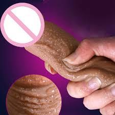 New Skin feeling <b>Realistic Penis</b> Super Huge <b>Big Dildo</b> With Suction ...