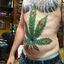 We will always give new source of image for you 60 Hot Weed Tattoo Designs Legalized Ideas In 2019