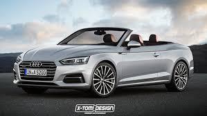 2018 audi cabriolet. Brilliant Cabriolet 2018 Audi A5 Cabriolet 600x338 At Rendering Throughout Audi Cabriolet