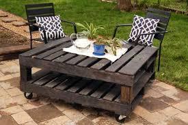 creative diy outdoor table ideas