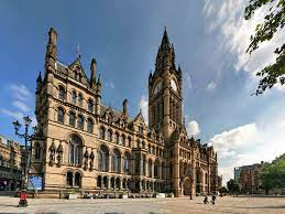 Manchester City Council - Simple English Wikipedia, the free encyclopedia