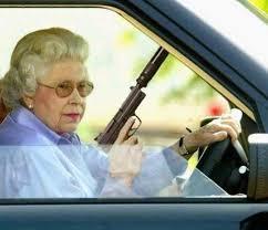 Meme Creator - Queen Gun Meme Generator at MemeCreator.org! via Relatably.com