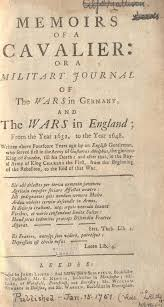 more the thirty years war the secret library title page of the leeds leedes printed edition of defoe s memoirs of a