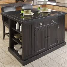 Granite Topped Kitchen Island Breakwater Bay Gouldsboro 3 Piece Kitchen Island Set With Granite