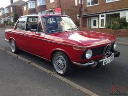 1974 BMW 1602 recently restored, bbs rs wheels, nardi steering ...
