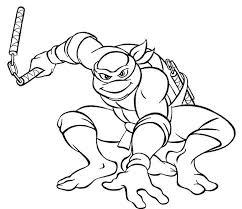 ninja turtles coloring pages michelangelo.  Michelangelo The Coolest And Funniest Ninja Turtle Michelangelo Coloring Page Ninja  Turtle Coloring Pages Pages Inside Turtles U