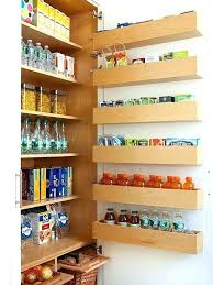 closetmaid door rack pantry shelves