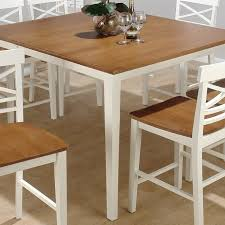 dining room extending white tables from furniture village
