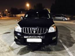 Toyota Land Cruiser Prado 2005 VX 3 Door For Urgent Sale | Dubai ...