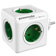 <b>Gocomma 1100 Magic Cube</b> 5 Socket EU Plug 3680W Travel Charger