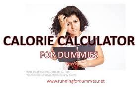 calorie calculator determining your calorie needs