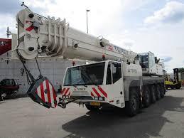 Demag Ac 100 Load Chart 100 Ton Mobile Crane All Terrain Terx Ac100