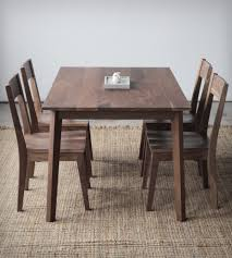 Walnut Dining Table Home Furniture Hedge House Furniture - Walnut dining room furniture