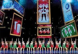 Radio City Music Hall Seating Chart Rockettes Radio City Christmas Spectacular