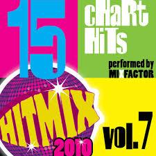 Mix Factor Hit Mix 2010 Vol 7 15 Chart Hits Music