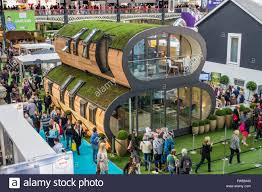 Ideal Home Exhibition Olympia London England The Arc Bi Green Unit