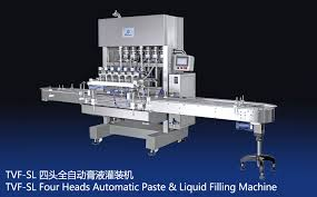 tvf sl automatic cream paste filling