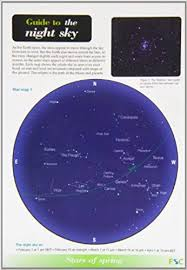 Buy Guide To The Night Sky Chart Book Online At Low Prices