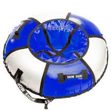 <b>Тюбинг SnowShow Практик 90cm</b> Blue-Silver