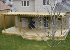 Small Picture Patios con deck Small backyard decks Backyard deck designs and