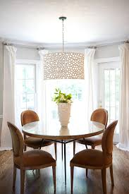 drum shade chandelier with crystals dining room traditional with centerpiece chandelier curtains ds