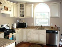 kitchen color ideas with cream cabinets gray walls with distressed cream cabinets and pretty close match