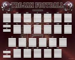 67 Symbolic Football Special Teams Chart Template