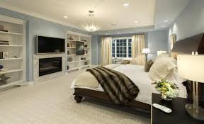 beautiful bedroom remodeling ideas with nice chandelier