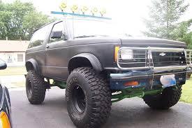 1990 Chevrolet S-10 Blazer - Information and photos - ZombieDrive