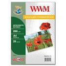 Папір WWM 10x15 (G200.F5/C) 200 г, 5 арк., глянець