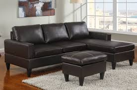 Stunning Leather Apartment Sofa Photos Home Design Ideas