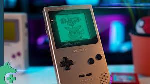Game Boy Light The Best Game Boy Nintendo Ever Made Game Boy Light
